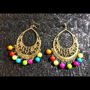 Jewelry - Colorful Earrings